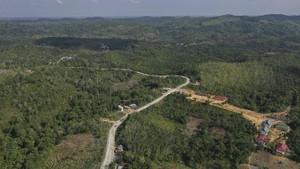 Menperin SBY Sebut Sukanto Tanoto Kuasai Lahan Ibu Kota Baru