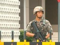 VIDEO: Militer China Rotasi Pasukan Ke Hong Kong
