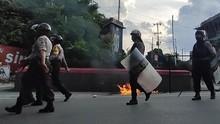Pemicu Kericuhan Jayapura Versi Polisi