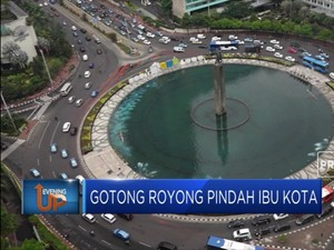 Gotong Royong Pindah Ibu Kota