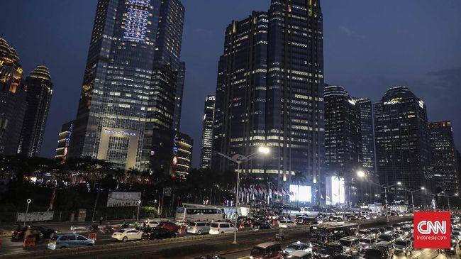 Moody's Ramal Ekonomi RI Keok ke Bawah 5 Persen Hingga 2021