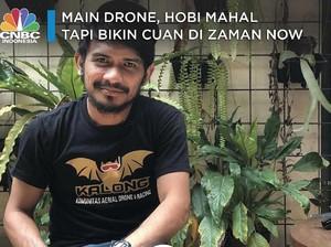 Main Drone, Hobi Mahal Tapi Bikin Cuan