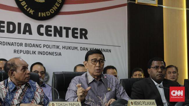 Penjelasan Dokter Soal Luka Perut Wiranto Usai Ditusuk