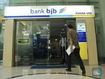 Sukses Terbitkan Obligasi, Saham Bank BJB Naik 1,27%
