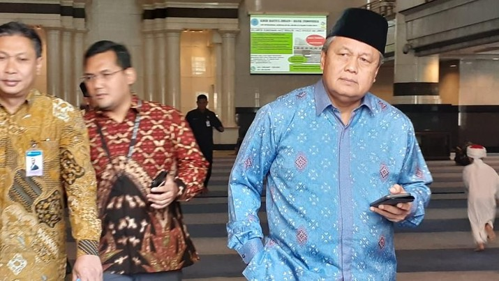 Bank Indonesia (BI) mencatat terjadi aliran modal asing masuk ke Indonesia dalam sepekan ini.