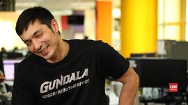 VIDEO: Ketika Gundala 'Dipermalukan' Tora Sudiro