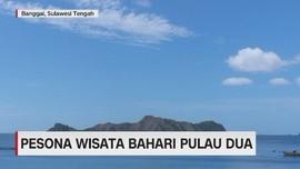 VIDEO: Pesona Wisata Bahari Pulau Dua