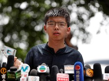 Hong Kong Makin Panas, Milenial Pemimpin Demo Ditangkap