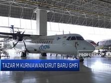 Tazar M Kurniawan Jadi Dirut Baru GMFI