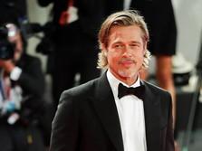 Brad Pitt Jualan Minol, Luncurkan Produk Sampanye Baru