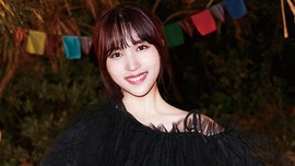 Mina Beri Kejutan di Perayaan Ultah ke-4 TWICE