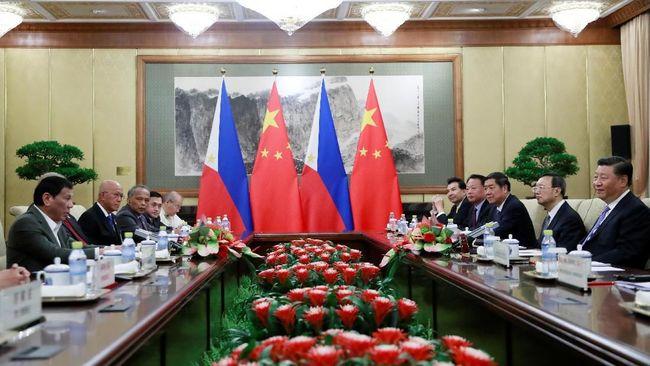 Jumpa Duterte, Xi Jinping Tolak Kemenangan Filipina atas LCS