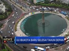 Status DKI Jakarta Bisa Berubah Tahun Depan