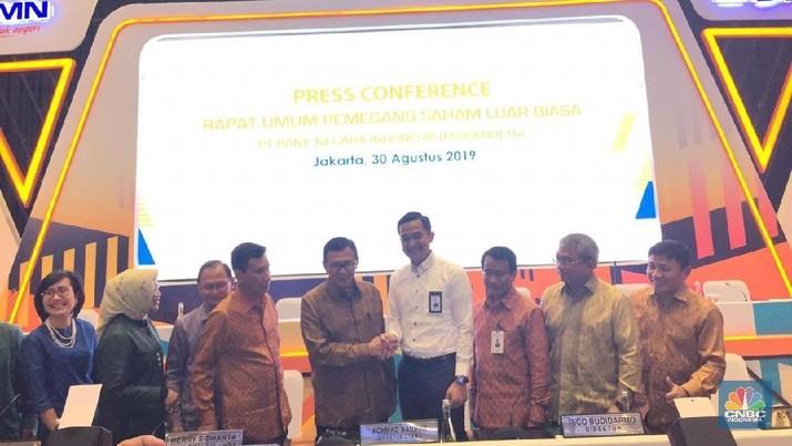 BNI ternyata sudah mengucurkan dana untuk LinkAja. Suntikan modal ini merupakan bagian dari pengambilan saham PT Fintek Karya Nusantara (Finarya).