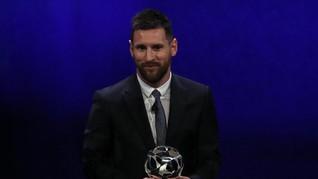 Klub Milik Beckham Buka Negosiasi dengan Messi