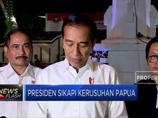 Jokowi Minta Kapolri & Kepala BIN Tangani Rusuh Papua