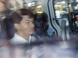 Akhir Bui Aktivis Milenial Demokrasi Hong Kong Joshua Wong