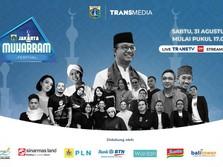 Pergi ke Jakarta Muharram Festival, Pakai Grab Diskon 70%