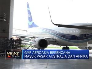 GMF Aeroasia akan Masuk Pasar Australia dan Afrika
