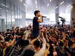 Aktivis Pro Demokrasi Hong Kong Tony Chung Ditahan