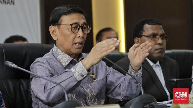Wiranto Jamin Tarik TNI Jika Nduga Sudah Kondusif
