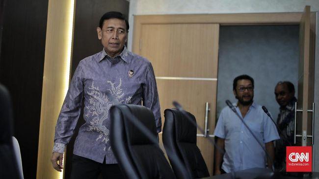 Wiranto Ditusuk di Pandeglang, Netizen Riuh
