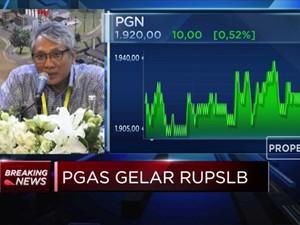 PGN Lakukan Perombakan Direksi & Komisaris Lewat RUPSLB