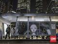 Malam Tahun Baru MRT Beroperasi Sampai Pukul 02.30 WIB