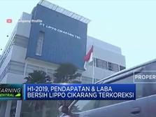 H1-2019 Laba Bersih Lippo Cikarang Terkoreksi