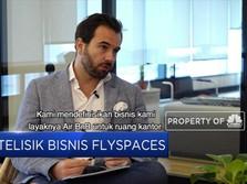 Teropong Bisnis Flyspace, Marketplace Penyedia Ruang Kantor