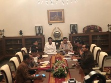 Ada Kementerian Baru & Akan Dilebur Jokowi-Ma'ruf, Apa Saja?