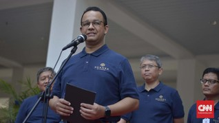 Atasi Masalah Jakarta, Anies Gandeng Gojek Hingga Tokopedia