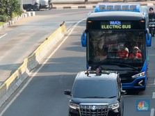 Siap-Siap! Angkutan Umum Bakal Wajib Pakai Kendaraan Listrik