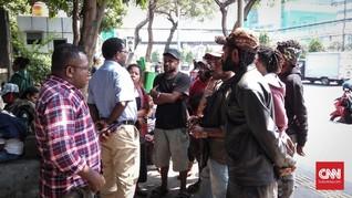 Gubernur Minta Aparat Tak Tangkap Masyarakat Papua yang Demo