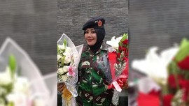 Kenaikan Pangkat 25 Pati, TNI Miliki Perempuan Berbintang Dua