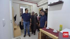 Anies Siapkan Rumah DP Nol Rupiah di Cilangkap dan Pulogebang