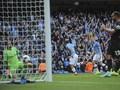 Hasil Liga Inggris: Man City Pesta Gol, Chelsea Imbang