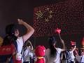VIDEO: Pertunjukan 999 Drone di China Sambut Kemerdekaan