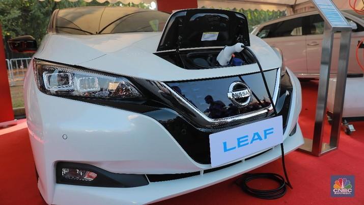 Indonesia belum bisa menjadi pemain global mobil listrik karena beberapa alasan ini.