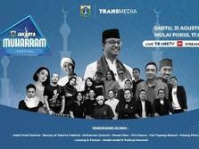Mau ke Jakarta Muharram Festival? Pemprov Sarankan Naik MRT