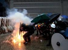 Masih Panas, Pemimpin Hong Kong Desak Dialog ke Pendemo