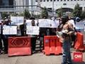 Mahasiswa Papua Sebut Korlap Tak Suruh Bawa Bintang Kejora