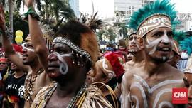 Data Tapol Papua yang Diklaim Sudah Diserahkan ke Jokowi