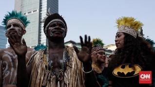 Bahas Dana Otsus, Anggota DPD Singgung Kemerdekaan Papua