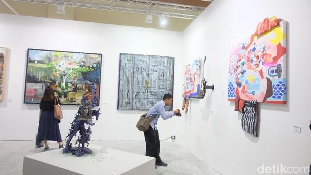 Siap Manjakan Mata di Art Jakarta 2019?