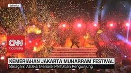 VIDEO: Meriahnya Jakarta Muharram Festival