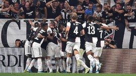 Lawan Verona, Juventus Unggul Mutlak dalam Statistik