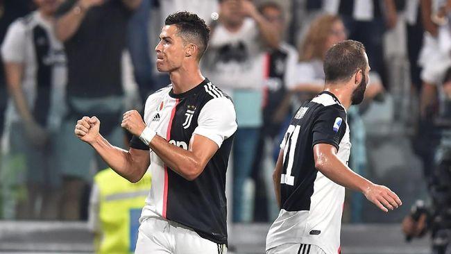 Tak Ingin Pongah, Ronaldo Tolak Kenakan Lambang Khusus