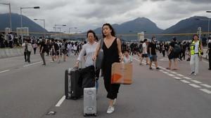 Agen Perjalanan Inggris Bangkrut, 140 Ribu Turis Terlantar