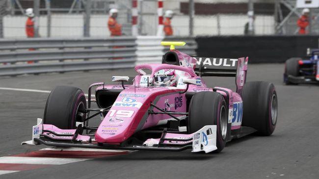 Anthoine Hubert Meninggal Usai Kecelakaan di F2 GP Belgia